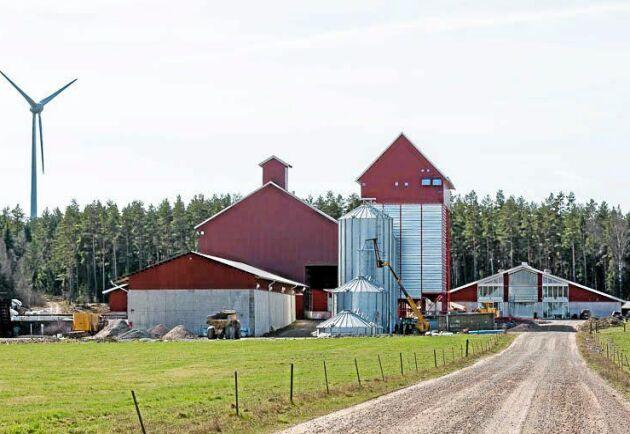 Vadsbo Mjölk är ett bra exempel på hur enskilda lantbruksföretag kan gå ihop och växa tillsammans, anser Per Hansson, verksamhetsledare vid Kompetenscentrum för företagsledning på SLU.