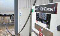 Minskad försäljning av biodrivmedel