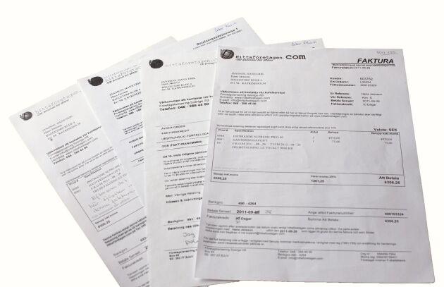 Allt färre fall av bedrägeri med bluffaktura blir anmälda till polisen, enligt preliminära uppgifter från Brå.