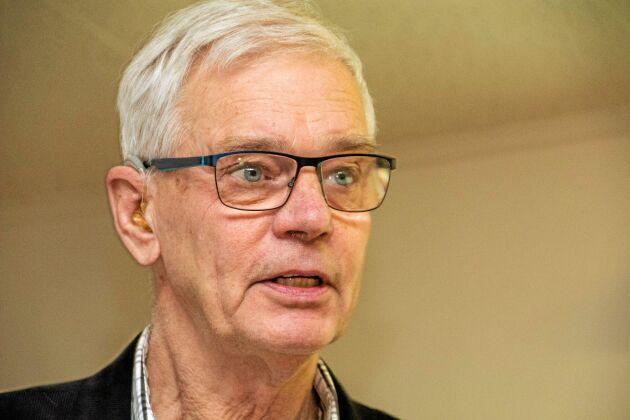 Göran Holmberg, rektor för Dinglegymnasiet, medger att avslaget på ansökan om att starta naturbruksundervisning på Nuntorp kom som en liten chock.