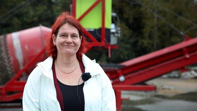 Mirka Kans, docent vid Linnéuniversitetet.