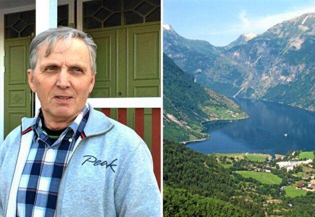 Åke Karlsson vill att svenska politiker låter sig inspireras av norsk landsbygdspolitik.