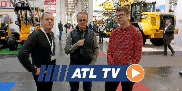 ATL TV: Tre tekniknyheter från tyska jättemässan