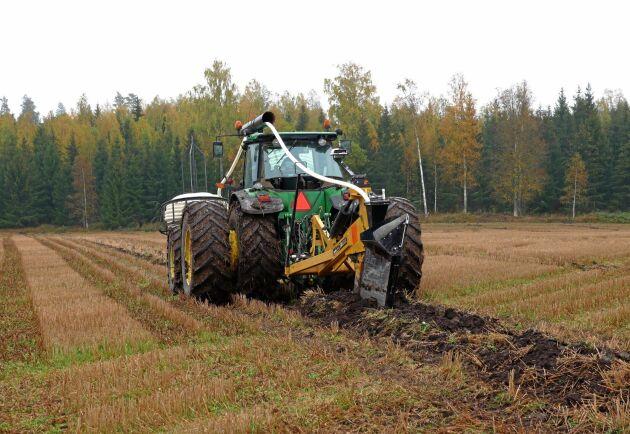 Enligt Jordbruksverket måste däckdikningen öka.