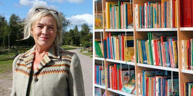 Byborna räddade sitt bibliotek! Hurra! Eller?