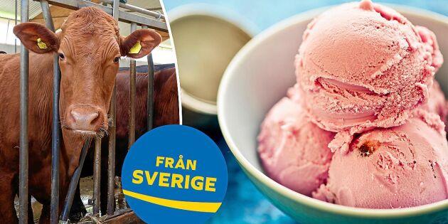 Så svensk är glassen –och här är sorterna med importerad grädde