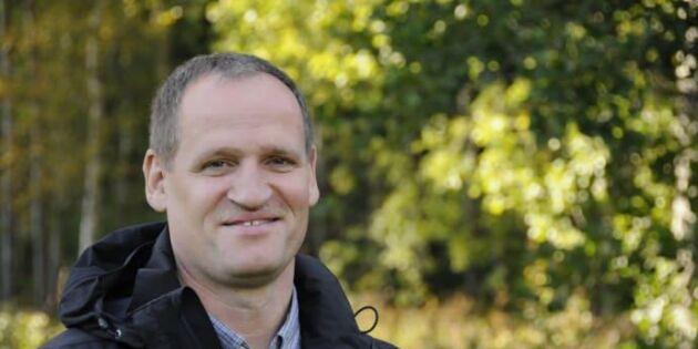 Chef på Skogssällskapet: munkavlen inget problem