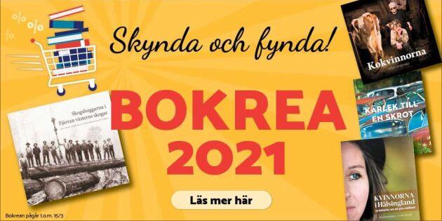 Dags för bokrean 2021 – här hittar du våra bästa bokfynd