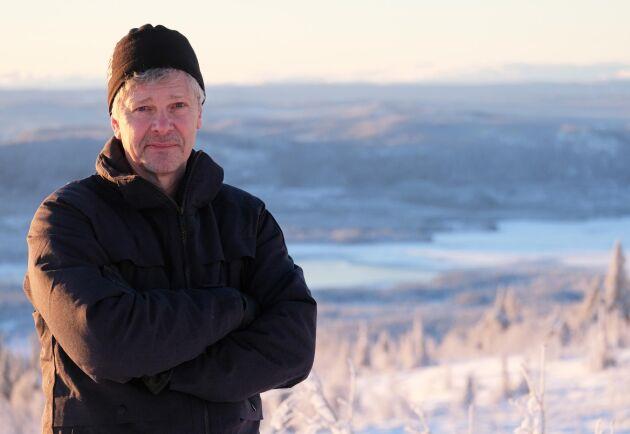 """""""I Sverige ska alla tillfrågas men man glömmer de som det verkligen berör"""", säger Anders Pettersson."""