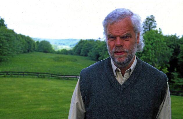 Carl Piper, jordbrukare och initiativtagare till uppropet mot alunskifferbrytning.