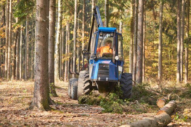 Flera län har brist på jordbruks- och skogsmaskinsförare, samt djurskötare.