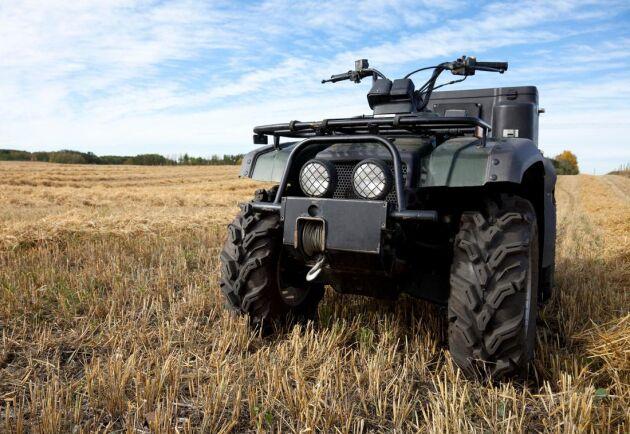 De flesta bönder behöver inte oroa sig för att deras fyrhjuling ska förmånsbeskattas, skriver LRF Konsults skattechef i en debattreplik.