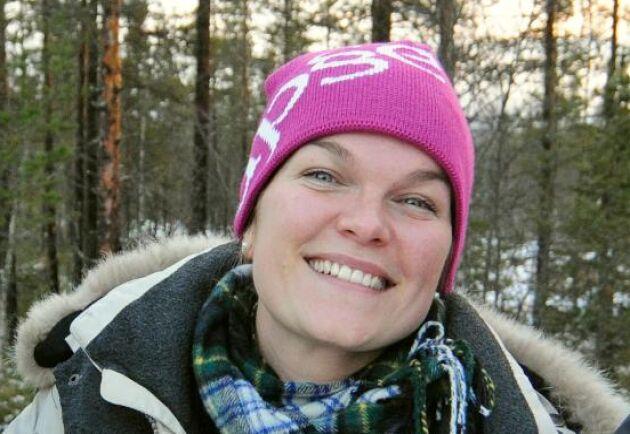 Anna Furness, vd Skogsentreprenörerna.