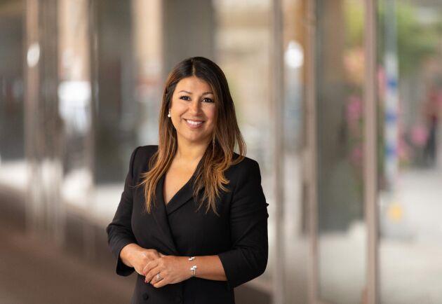 Trifa Chireh, pensionsspecialist Länsförsäkringar.