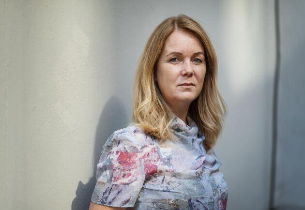 """""""En trygg livsmedelsförsörjning är en viktig del i arbetet med att stärka Sveriges beredskap vid händelse av säkerhetspolitiska kriser och höjd beredskap, och för att stå bättre rustat även vid fredstida kriser, säger landsbygdsministern"""", skriver Jennie Nilsson, landsbygdsminister."""