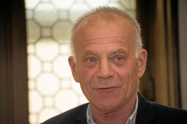 Robert Svensson är ordförande för Hushållningssällskapet Väst vars knackiga ekonomi är en av anledningarna till samgåendet med Skaraborg och Värmland. Sällskapet har redan en gemensam VD med Skaraborg.