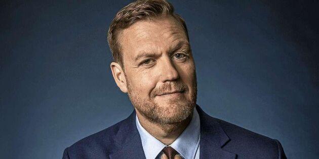 Tv-aktuella Kristoffer Appelquist: Sverige har fyra sorters humor