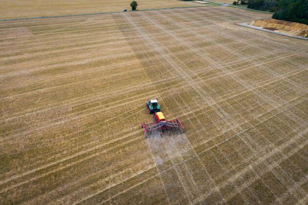 LRF Ungdomen vill att EU:s gemensamma jordbrukspolitik i högre grad ska gynna ett aktivt brukande.