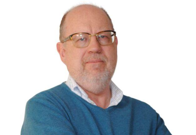 Knut Persson, ledarskribent.