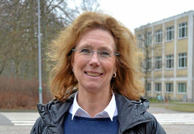 Helena Silvander, VD för Tillväxtbolaget.