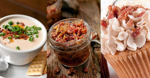 Baconströssel tar din matlagning till nya smakhöjder.