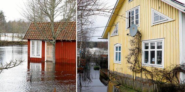Så skyddar du dig mot översvämning – 5 bra tips