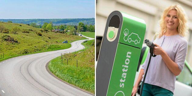 Branschexperten: Därför passar elbilen så bra på landsbygden