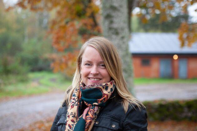 Anna Nilsson, chefredaktör på Land Lantbruk.