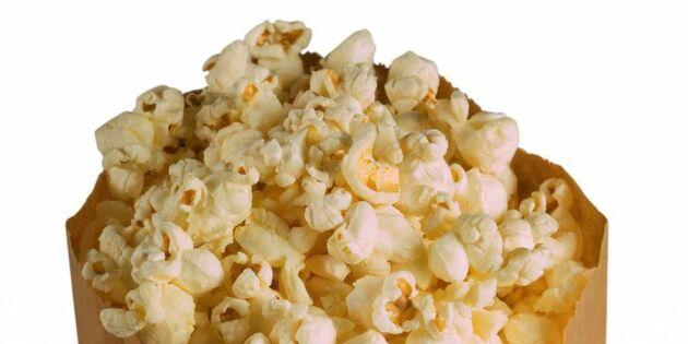 Poppa i en påse – så gör du egna mikropopcorn!
