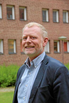 Håkan Henrikson, divisionschef, Jordbruksverket.
