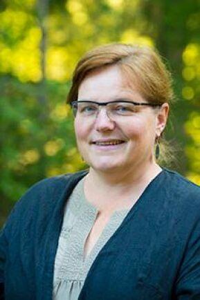 Mariann Holmberg kommunikationsansvarig på Norrmejerier meddelar att smörproduktionen stoppats