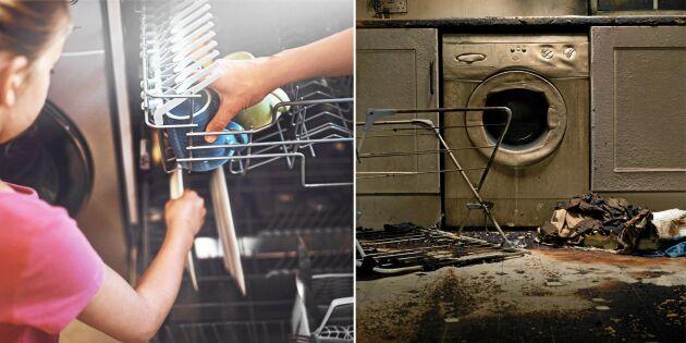 Skydda dig mot de okända brandfarorna i ditt hem