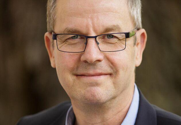 Jörgen Olofsson, transportchef på Stora Enso.