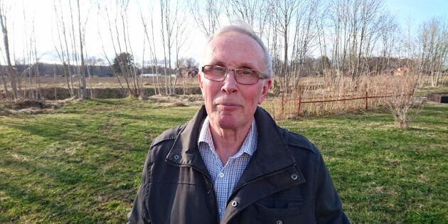 Politikers nej kan rädda mjölkgård
