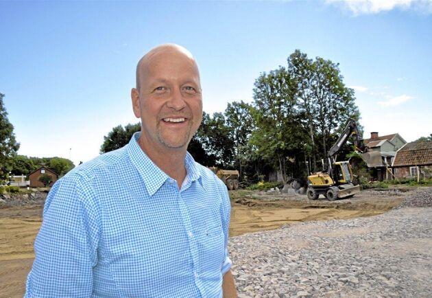 Det räcker inte med en miljöbalk med fina ord. Här måste mer till för att skydda och bevara åkermarken, svarar Magnus Oscarsson.