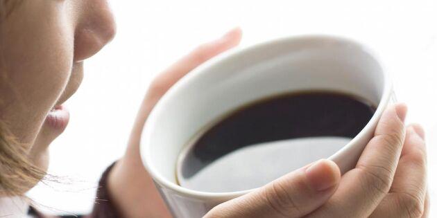 5 hälsoskäl att ta en kaffepaus nu!
