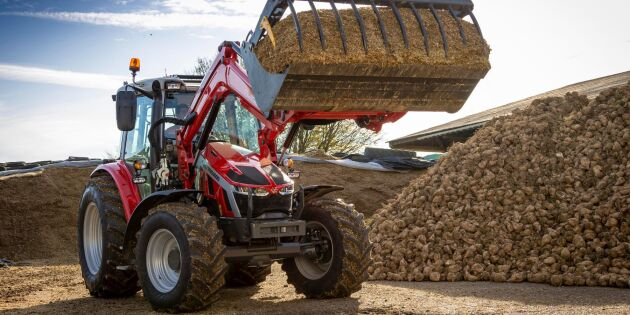 Massey Ferguson 5S – allt om nya traktorn