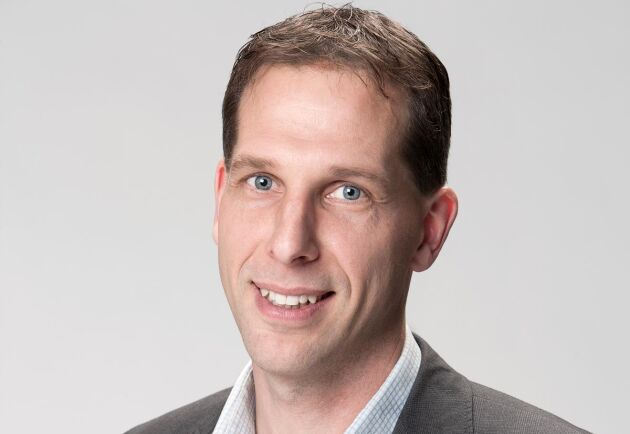 Paul Nord, affärsområdeschef Skog & Lantbruk på Svefa.