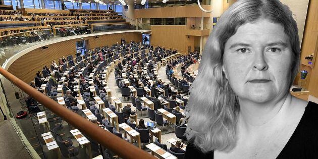 Jordbruksstöden slagträ i EU-debatt