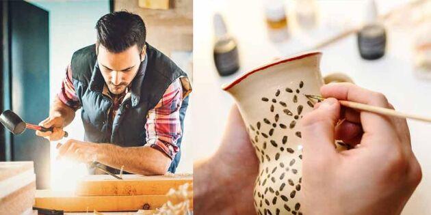 Efterlysning! Lokalt hantverk sökes till Lands nya E-handel