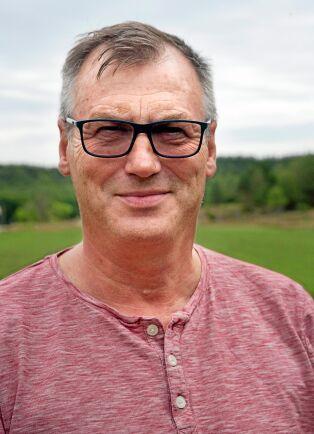 Odd Fredrikson, ordförande i älgförvaltningsgruppen för Älgförvaltningsområde 4 i Västra Götaland.