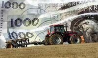 Priserna på jordbrukets råvaror