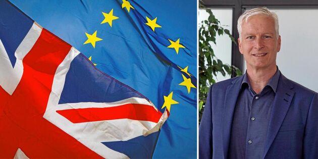 Dimmorna kvar kring Brexit