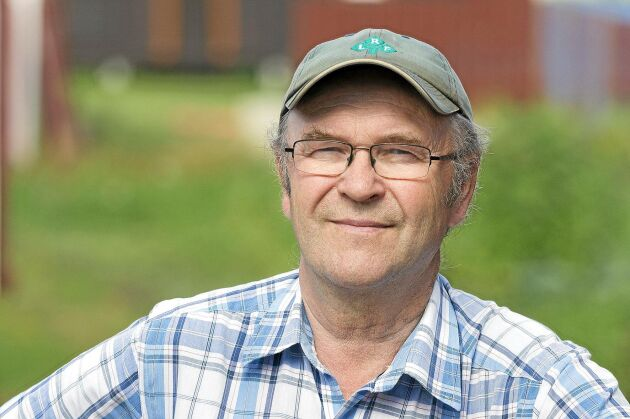 Arne Lindström vet redan vem han vill se som nästa LRF-ordförande.