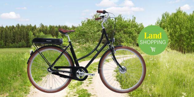 Vinn en elcykel – sommarfrihet på två hjul