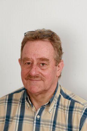 Chriter Pettersson, vildsvinsexpert på Naturvårdsverket.