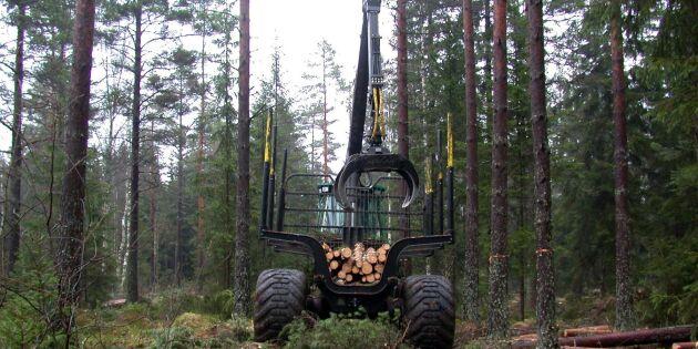 För första gången ska förarlös skotare testas på svensk mark