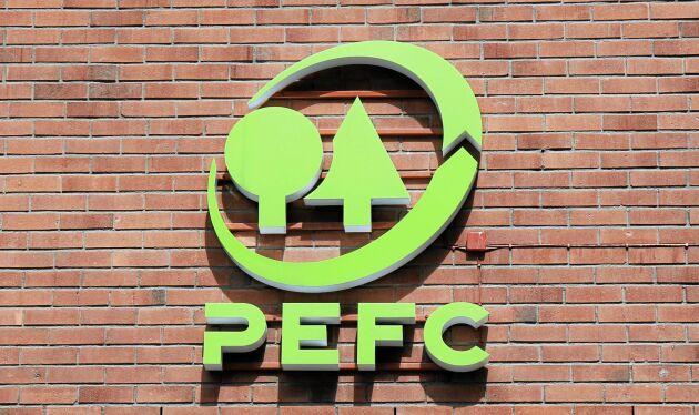PEFC är en av två certifieringar för skog.