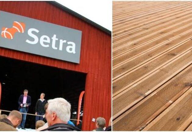 Enligt Setra har marknadsförhållandena gradvis blivit mer utmanande sedan sista kvartalet av 2018.