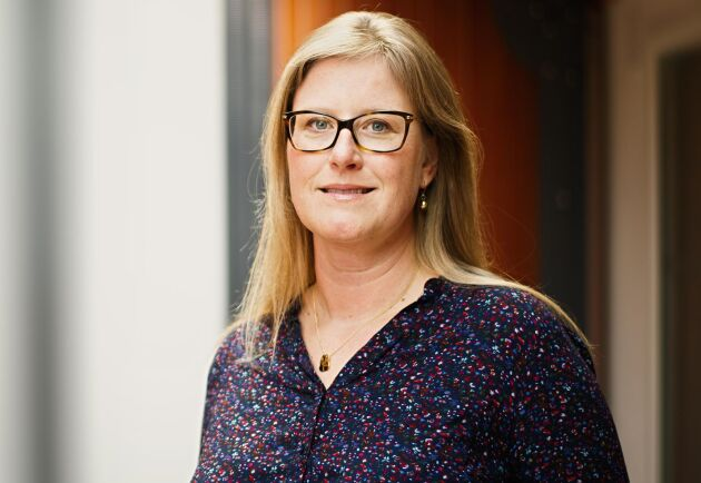 Emma Terander, ansvarig public affairs på Gröna arbetsgivare.